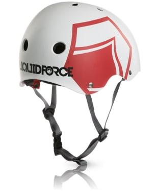 Liquid Force Wakeboard Helmet Hero - White