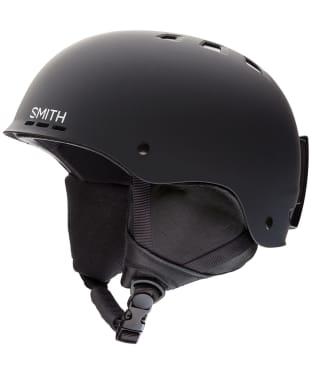 Smith Holt Helmet - Matte Black