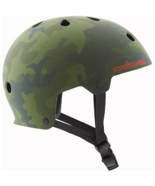 Sandbox Wakeboard Legend Low Rider Helmet - Camo