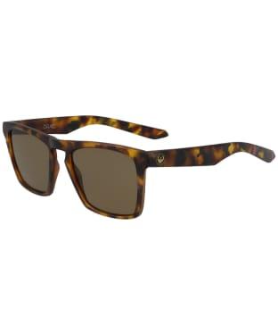 Dragon Drac Sunglasses - Matte Tortoise