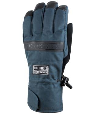 686 Infiloft Recon Gloves - Dark Denim Mela