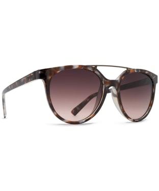 VonZipper Hitsville Sunglasses - Quartz Tort/Brown Gradient