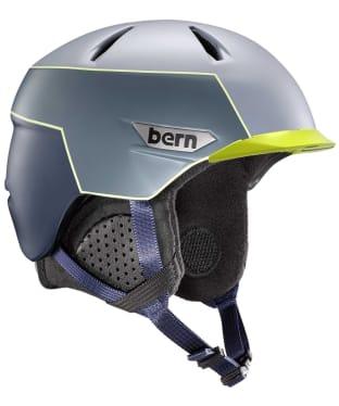 Bern Weston Peak Helmet - Matte Slate Blue