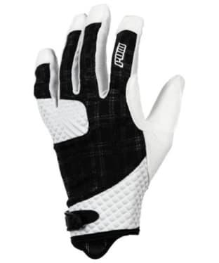 Pow Rake Bike Gloves - White