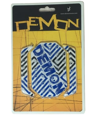 Demon Machine Stomp Pad - Blue