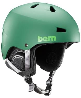 Bern Macon EPS Helmet - Matte Leaf Green