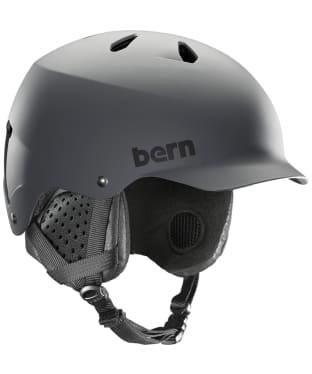 Bern Winter Watts EPS Helmet - Matte Grey