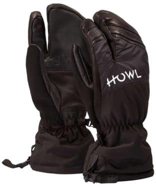 Howl Trigger Mitts - Black