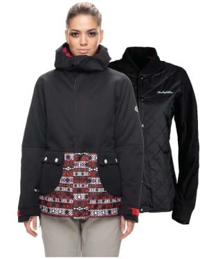 Women's 686 Smarty Aries Snowboard / Ski Jacket - Nordic Print