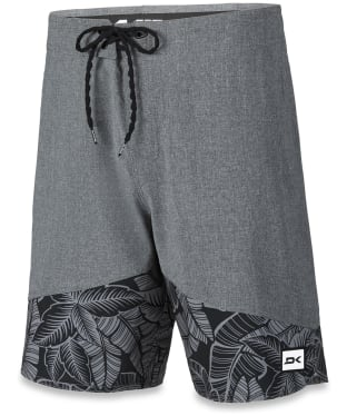 Men's Dakine Storm Board Shorts - Black Stencil Palm