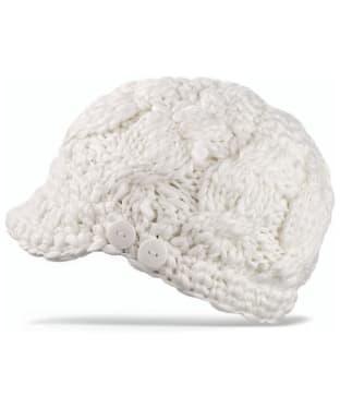 Women's Dakine Remix Beanie Hat - White