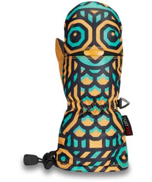 Kid's Dakine Scrambler Mitts - Golden Owl