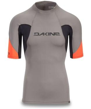 Men's Dakine Heavy Duty Rash Vest - Carbon