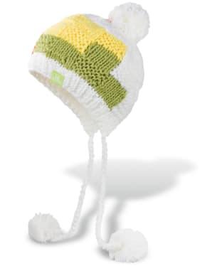 Girl's Dakine Zoey Beanie Hat - White