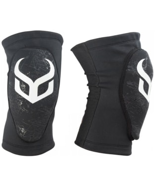 Demon Soft Cap Pro Knee Guard - Black
