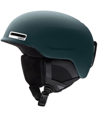 Smith Maze Snowboard Helmet - Matte Deep Forest