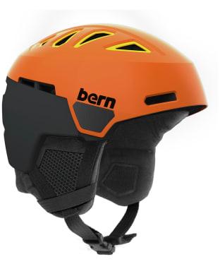 Bern Heist Premium Helmet - Satin Burnt Orange