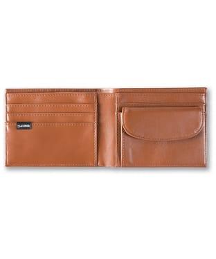 Men's Dakine Archer Coin Wallet - Brown