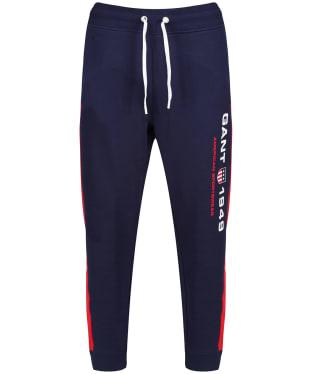 Men's GANT Retro Sweatpants - Classic Blue