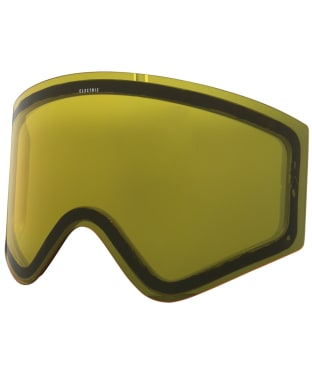 Electric EGX Replacement Goggle Lenses - Yellow