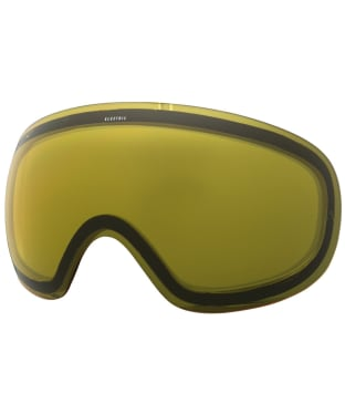 Electric EG3.5 Spare Replacement Goggle Lenses - Yellow