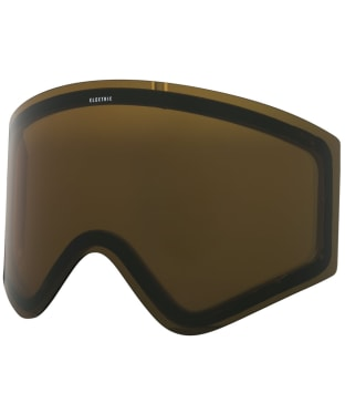 Electric EGX Replacement Goggle Lenses - Bronze
