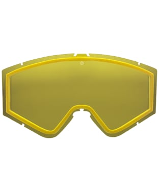 Electric Kleveland Replacement Goggle Lenses - Yellow