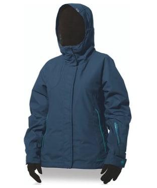 Women's Dakine Reign Ski Jacket - Blue Denim