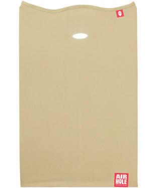 Airhole Airtube Ergo Drytech Facemask - Sand