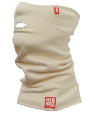 Airhole Airtube Ergo Polar Facemask - Milk