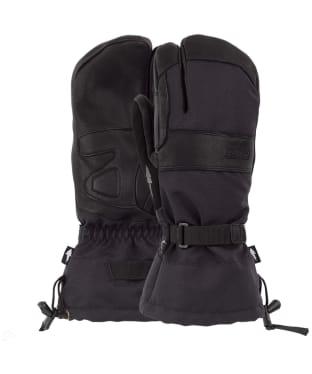 POW August Long Gauntlet Gloves - Black