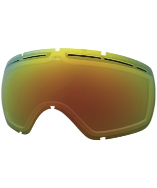 Electric EG2.5 Replacement Goggle Lenses - Brose/Red Chrome