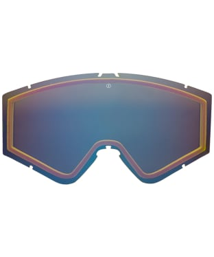 Electric Kleveland Replacement Goggle Lenses - Yellow/Blue Chrome