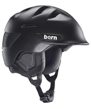 Bern Kingston Helmet - Matte Black