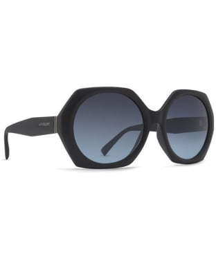 VonZipper Buelah Sunglasses - Black Satin