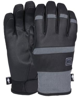 Pow Villain Gloves - Black