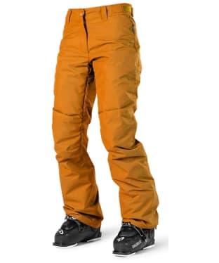 Women's WearColour Fine Snowboard Pants - Adobe