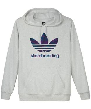 Adidas Skateboard Hoodie - Pale Melange