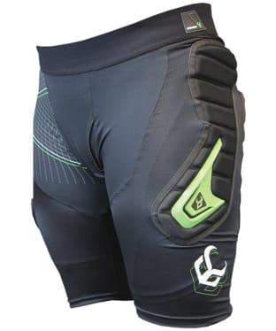 Men's Demon Flex Force X D30 Shorts - Black