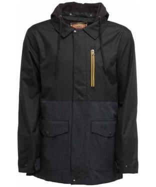 Men's Lithium Snowboard Jacket - Black