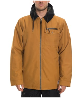 Men's 686 Garage Snowboard Jacket - Golden Brown