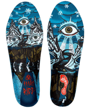 Remind Insoles Travis Rice Medic Footbed - Multi