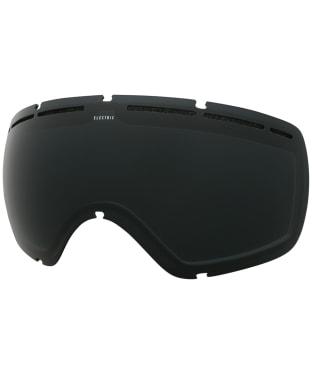 Electric EG2.5 Replacement Goggle Lenses - Jet Black