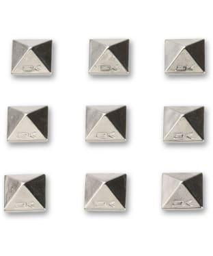 Dakine Pyramid Studs - Chrome
