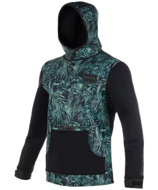 Mystic Voltage Sweat Jacket - Green