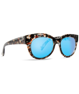 Von Zipper Queenie Sunglasses - Quartz Tort/Brown Gradient