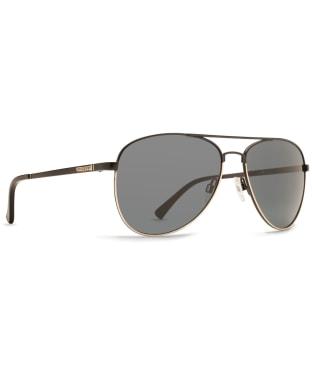 VonZipper Farva Sunglasses - Black Satin