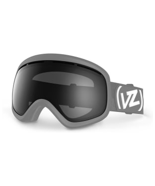VonZipper Skylab Replacement Goggles Lens - Black Chrome