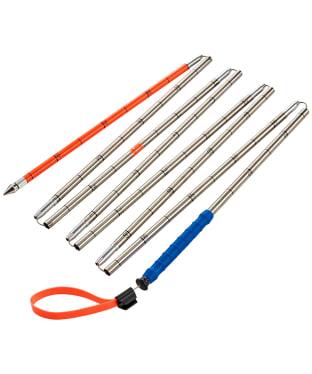 Ortovox Steel 320+ PFA Avalanche Probe - Steel/Silver