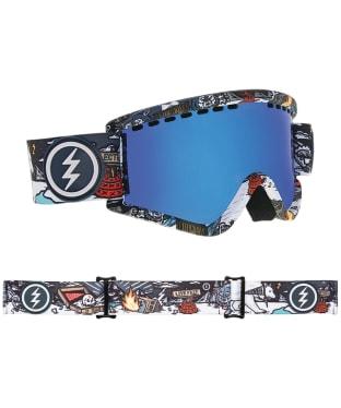 Kid's Electric EGV.K Snowboard Ski Goggles - Multi